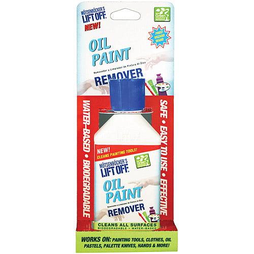Motsenbacher Lift Off Oil Paint Remover by Motsenbacher