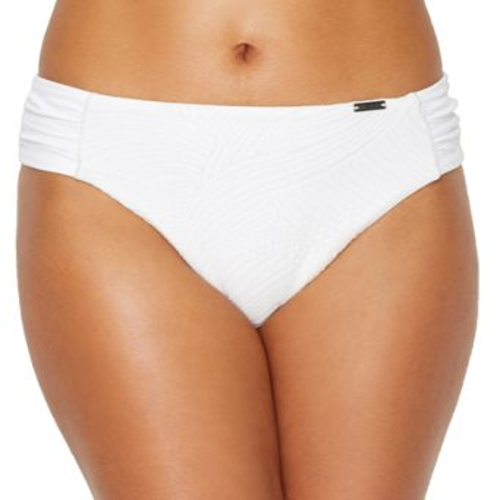 Fantasie Womens Ottawa Mid-Rise Gathered Bikini Bottom Style-FS6358