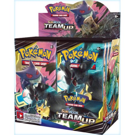 Pokemon TCG - Team Up (SM9) - Booster Box