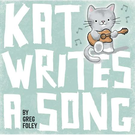 Kat Writes a Song - Preschool Halloween Cat Songs