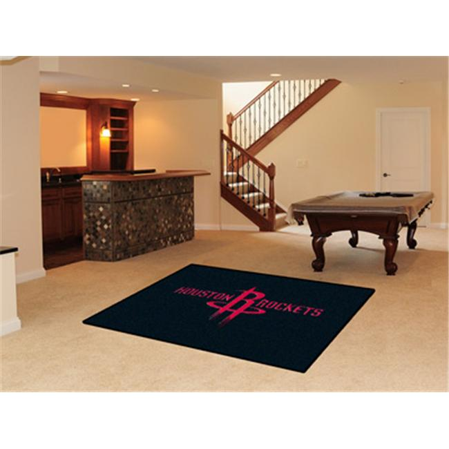 FANMATS 9274 Houston Rockets Ulti-Mat 60 in.96 in.