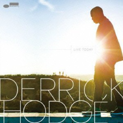 Derrick Hodge Live Today [CD] by