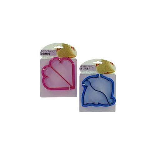 DDI 1335103 Sandwich Shape Cutter Case Of 24
