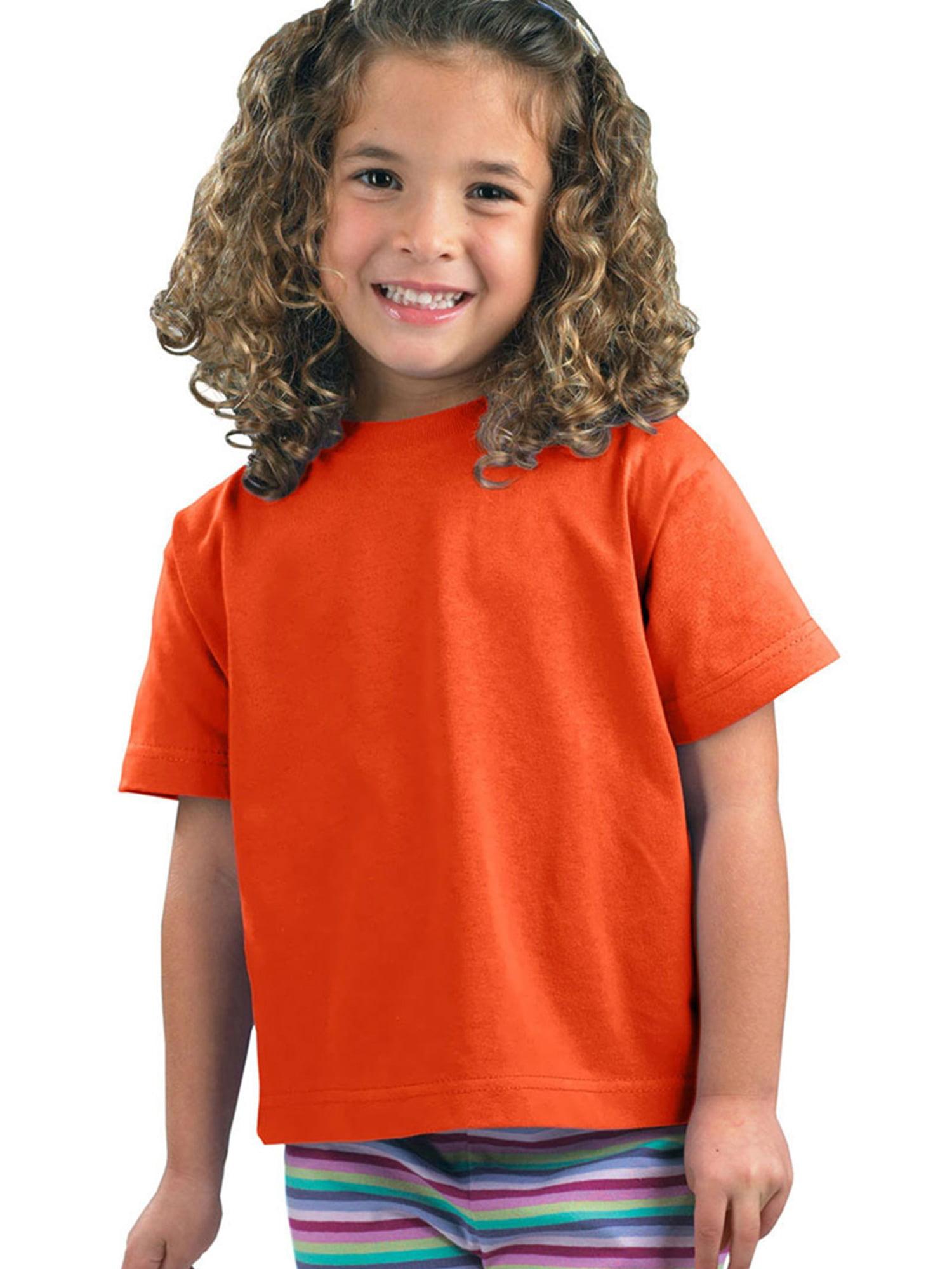 Rabbit Skins Little Boys Shoulder Tape T-Shirt, Pack of 2