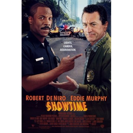 Showtime Movie Poster Print  27 X 40