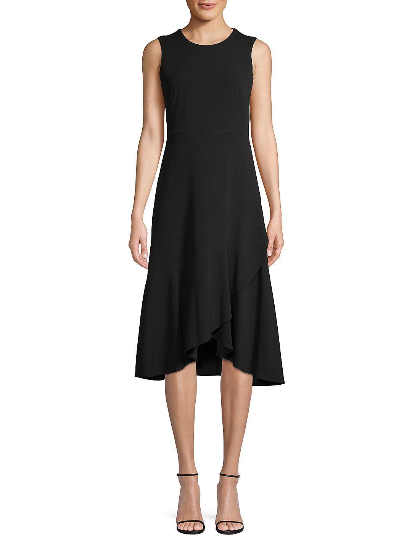 Petite Midi A-Line Dress