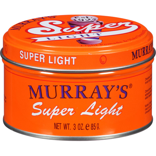 Murray's Pomade & Hair Dressing, Super Light 3 oz