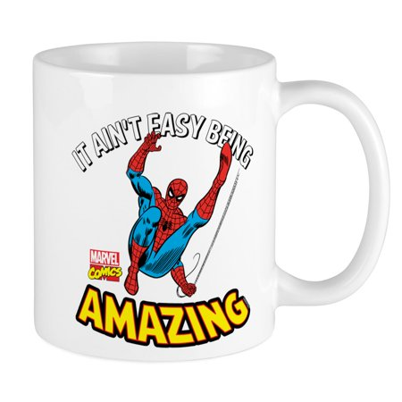 Spiderman Paper Cups (CafePress - Spider-Man Amazing Mugs - Unique Coffee Mug, Coffee Cup)