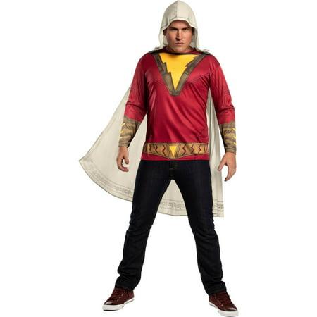 U St Halloween Dc (Halloween Shazam Adult Costume)