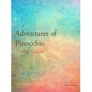 Adventures of Pinocchio - eBook