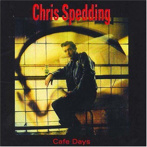 Chris Spedding - Cafe Days [CD]