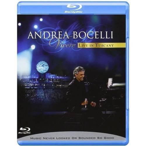 Andrea Bocelli: Vivere - Live In Tuscany (Blu-ray) (Widescreen)