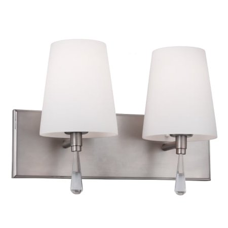 Murray Feiss VS53002 Monica 2 Light Bathroom Vanity Light ()
