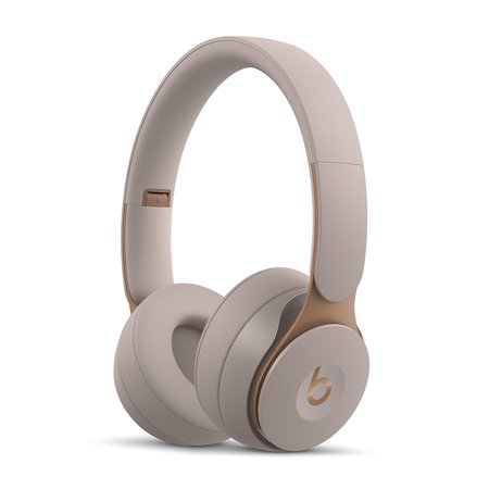 Beats Solo Pro On-Ear Wireless Headphones - Gray