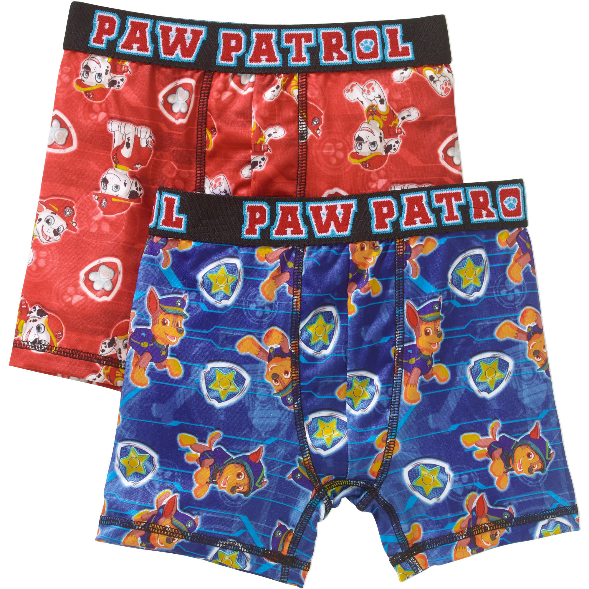 Paw Patrol Boys Boxer Brief 2-Pack