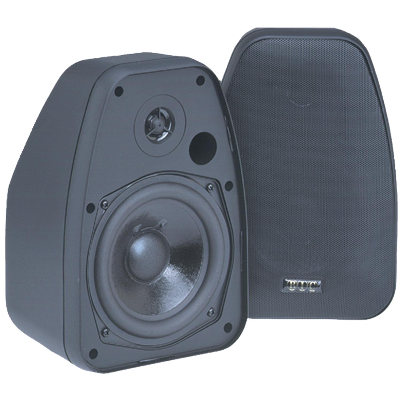 "Bic America Adatto Dv52si 5.25"" Adatto Indoor/outdoor Speakers (black)"