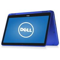 "Dell Inspiron 11 3168 11.6"" Laptop, Touchscreen, 2-in-1, Windows 10 Home, Intel Celeron N3060 Processor, 2GB Memory, 32GB eMMC Storage"