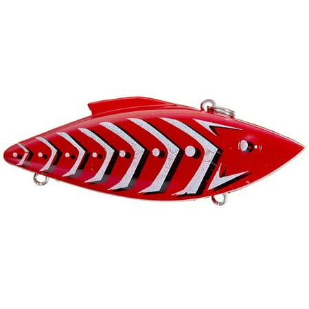 Rat-L-Trap RT643 Bill Lewis Retro Red Bone 1/2oz Crankbait Fishing Lure