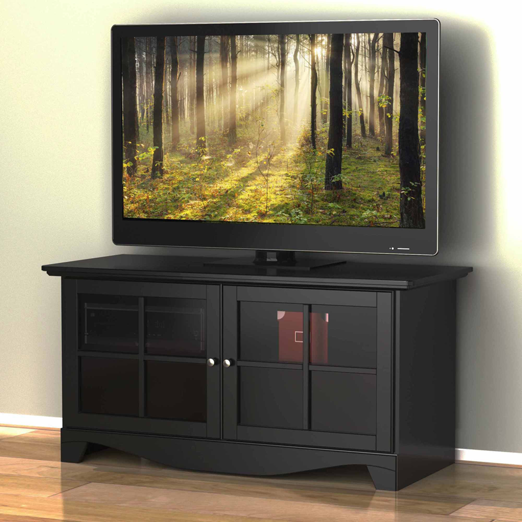"""Pinnacle TV Stand, for TVs up to 52"""""""