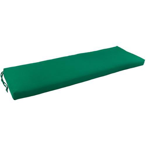 Blazing Needles 60-inch Solid Indoor Bench Cushion - Walmart.com