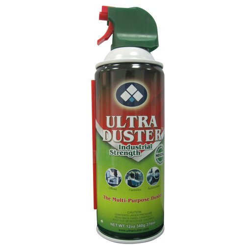 Ultra Duster Aerosol with Trigger, 12 oz