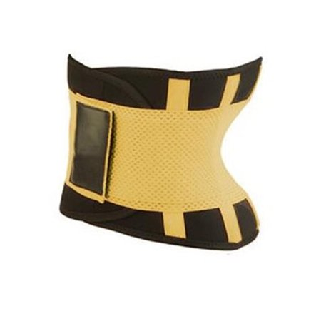 Sports Gridle Waist Cincher Trimmer Slimming Trainer Belt For Men & Women (Mens Waist Cincher)