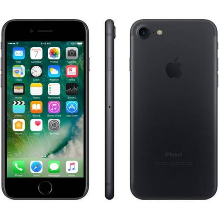 apple iphone 7 32gb verizon refurbished black. Black Bedroom Furniture Sets. Home Design Ideas