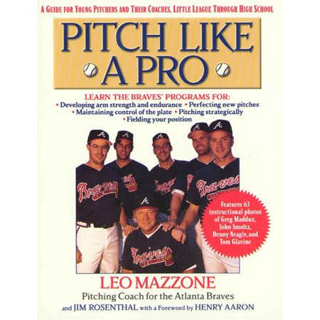 Coach Peach (Pitch Like a Pro : A guide for Young Pitchers and their Coaches, Little League through High)