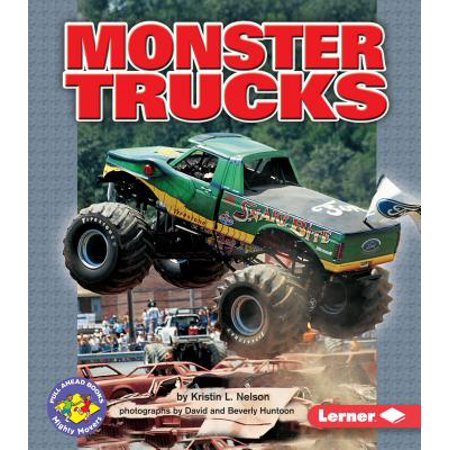 Monster Trucks (Monster Truck Books For Boys)