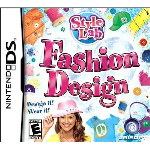 Style Lab: Fashion Design (Nintendo DS)