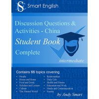 Smart English - Discussion Questions & Activities - China : Student Book Complete