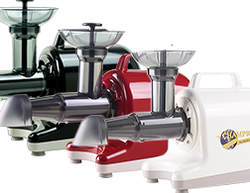Champion Juicer 4000 Household by www.TheRawDiet.com