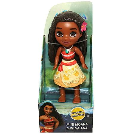 Moana Mini Toddler Doll Disney Princess 3