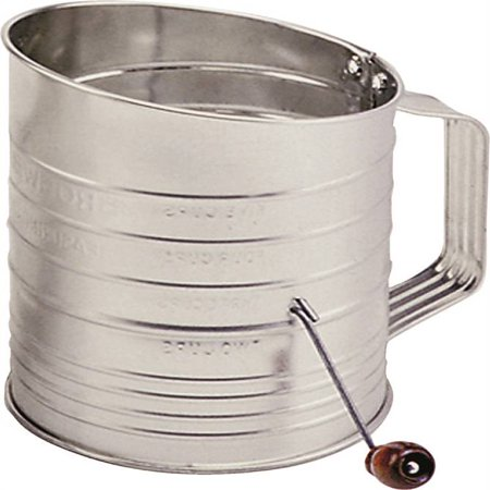 5Cups Crank Tin Sifter Norpro Sifters 137 028901001377 by