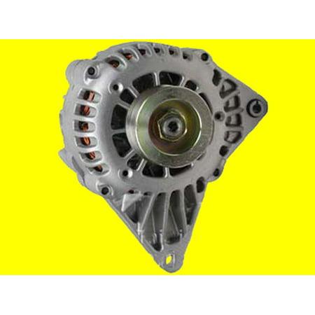 - DB Electrical HO-8272-11-200 New Alternator for High Output 200 Amp 3.8L 3.8 Chevy Camaro, Pontiac Firebird 00 01 02 2000 2001 2002 10464437 10480378 8272-11