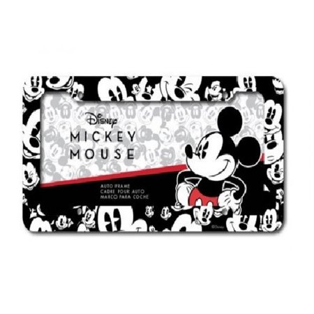 Mickey Mouse Plastic License Plate Frame - image 1 of 1