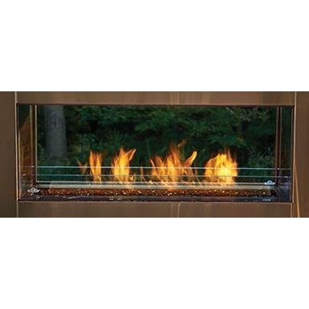 Napoleon Galaxy GSS48ST SeeThru 55 000 BTU's Linear Outdoor Fireplace with