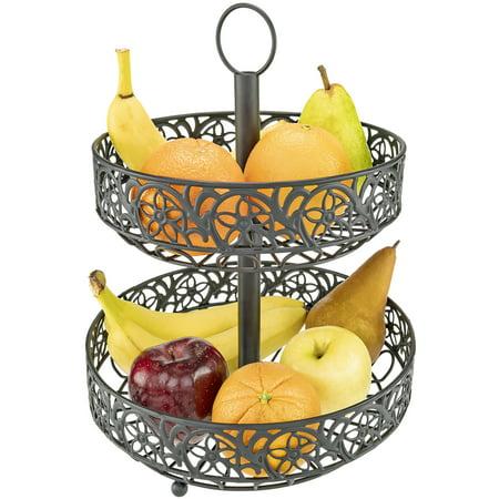2 Tier Fruit Basket ()