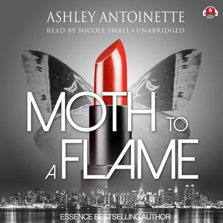 Moth to a Flame - Audiobook