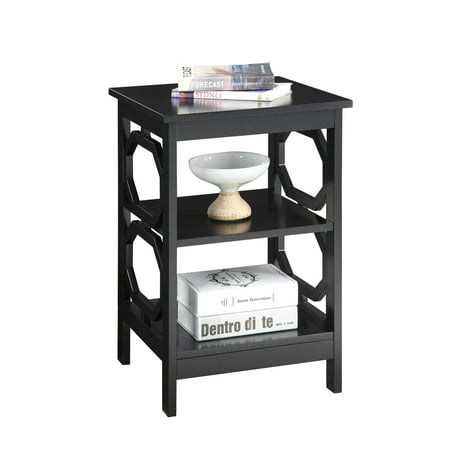 Convenience Concepts Omega End Table, Mutliple Colors