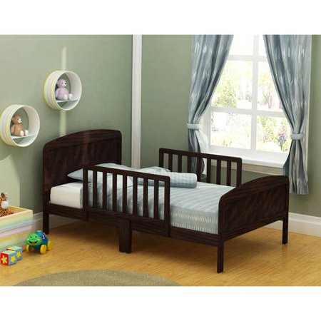 Rack Furniture Russell Children Harrisburg XL Guardrail Wooden Toddler Bed    Choose Your Finish    Walmart com. Rack Furniture Russell Children Harrisburg XL Guardrail Wooden