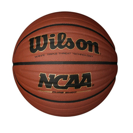 "Wilson NCAA Wave Basketball, Official Size (29.5"")"