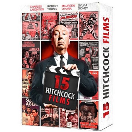 Alfred Hitchcock Collection (Alfred Hitchcock The Essentials Collection Limited Edition)