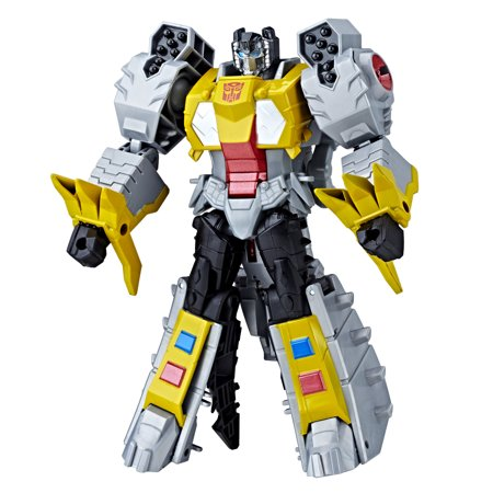 Transformers Cyberverse Ultra Class Grimlock, Ages 6 and Up (Bionic Six Toys)