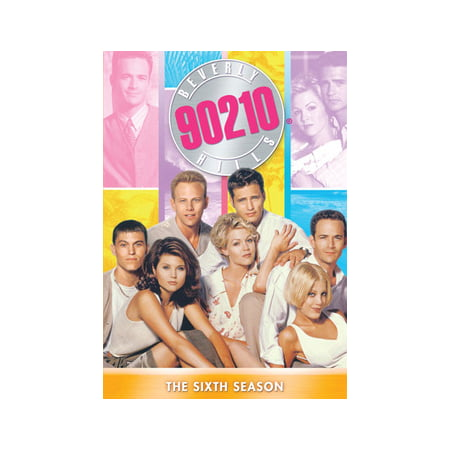 Beverly Hills 90210: The Sixth Season (DVD)