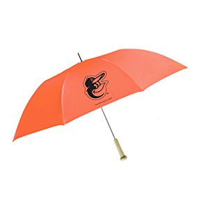 Baltimore Orioles Bat Handle Umbrella - No Size