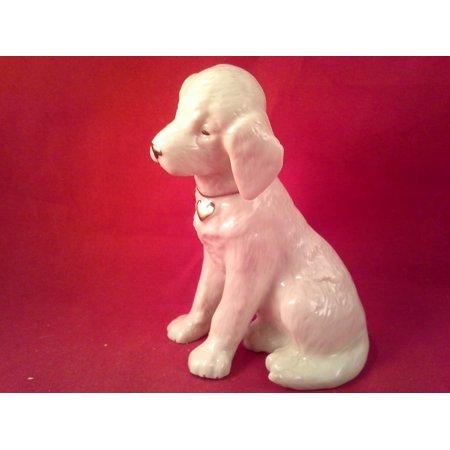 Lenox Labrador Retriever Dog (Retriever Dog Figurine)