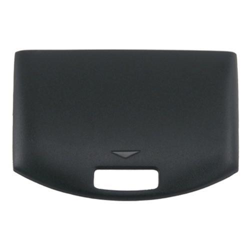 Insten 10 Pcs Black Plastic Battery Back Door Cover For Sony PSP 1000 New