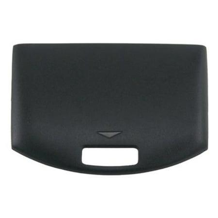 Insten 10 Pcs Black Plastic Battery Back Door Cover For Sony PSP 1000 New (Bundle Pack)