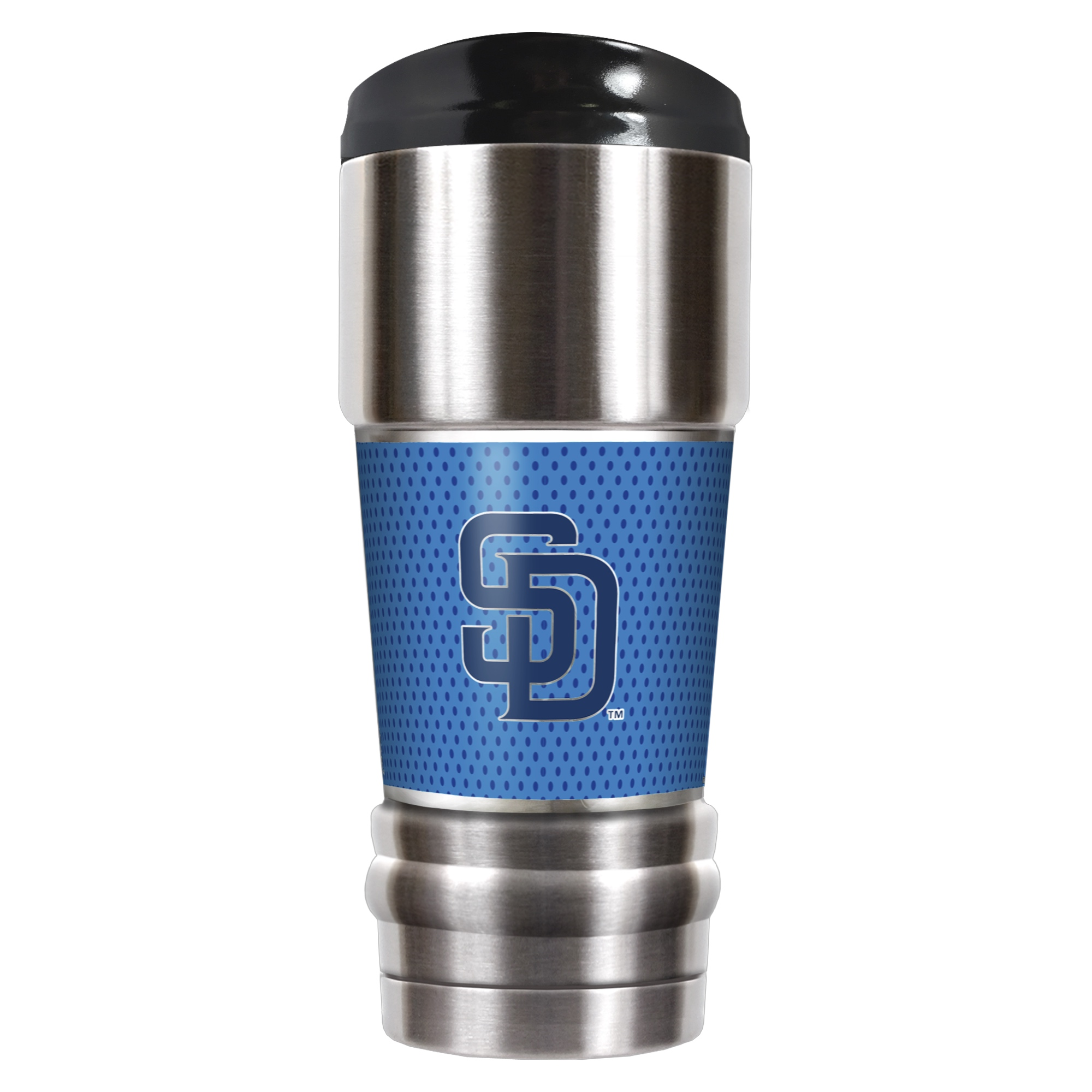 San Diego Padres 2018 Players' Weekend 18oz. Vacuum-Insulated Travel Mug - No Size
